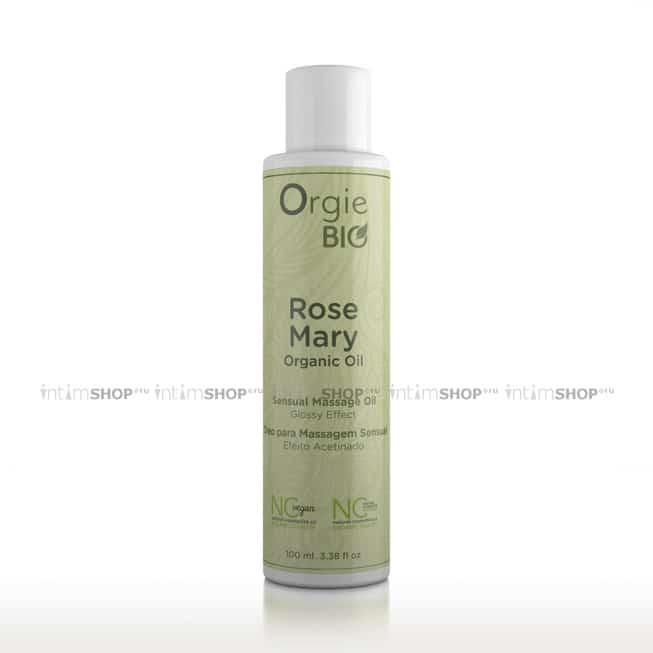 Органическое масло для массажа Orgie Bio Rosemary, розмарин, 100 мл