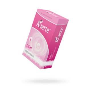Презервативы Arlette Light Ультратонкие, 6 шт.