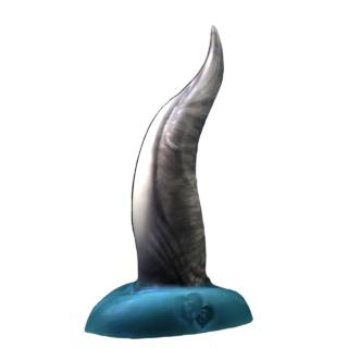 Фалломимтатор EraSexa Дельфин S, 25 см, разноцветный