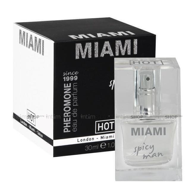 Духи для Мужчин Miami Spisy - 30мл