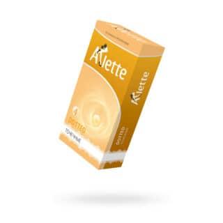 Презервативы Arlette Dotted, Точечные, 12 шт.
