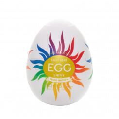 Мастурбатор Tenga Egg Shiny Pride Edition