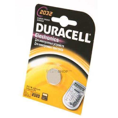 Батарейка DURACELL CR2032 BL1 1 штука