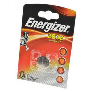 Батарейка Energizer CR2032 BL1 1 штука