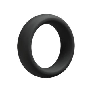 Эрекционное кольцо Doc Johnson OptiMale C Ring 55 mm, черное