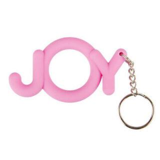 Эрекционное кольцо Joy Cocking, розовое