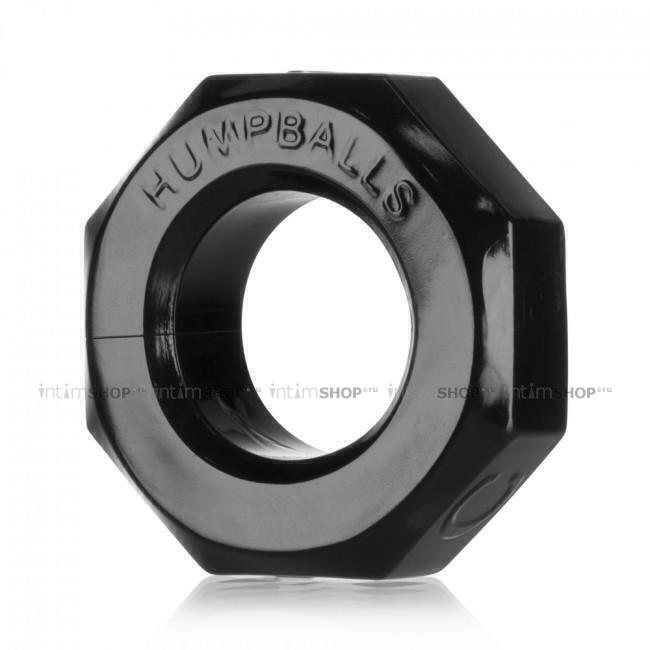 Эрекционное кольцо Oxballs Humpballs Black Os. Нет в наличии