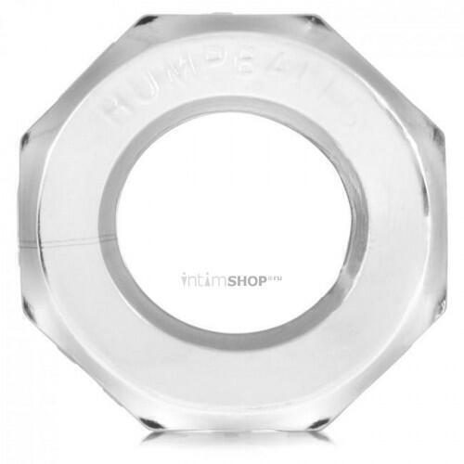 Эрекционное кольцо Oxballs Humpballs Clear OS. Нет в наличии