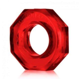 Эрекционное кольцо Oxballs Humpballs Ruby Os