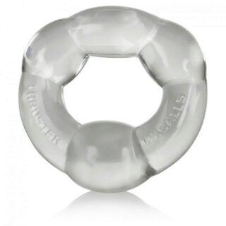 Эрекционное кольцо Oxballs Thruster OS, бесцветный