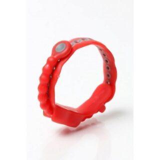 Эрекционное кольцо SPEED SHIFT красное. Нет в наличии