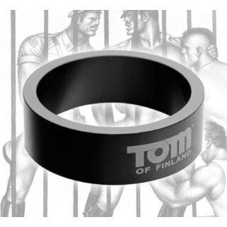 Эрекционное Кольцо Tom of Finland из металла - 5 см