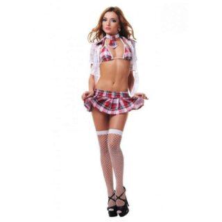 Эротический костюм Le Frivole школьницы, S/M