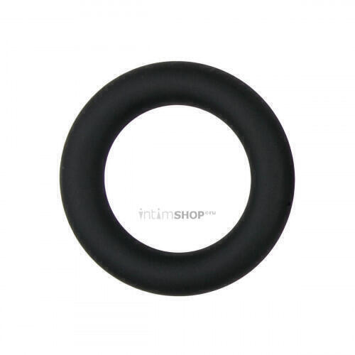 Эрекционное кольцо Easytoys Silicone Cock Ring Black small EDC Collections