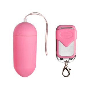 Виброяйцо на Пульте Управления Easytoys Vibration Egg Pink EDC Collections