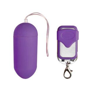 Виброяйцо на Пульте Управления Easytoys Vibration Egg Purple EDC Collections