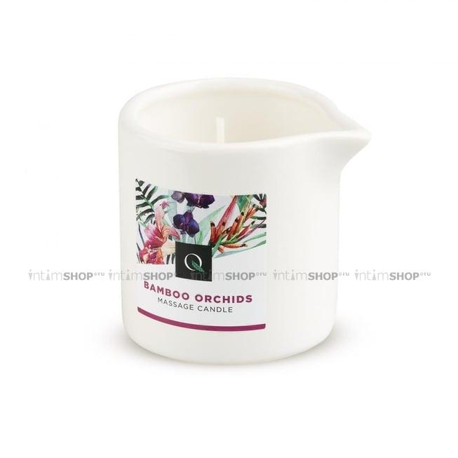 Массажная свеча Exotiq Massage бамбук и орхидея, 60 мл
