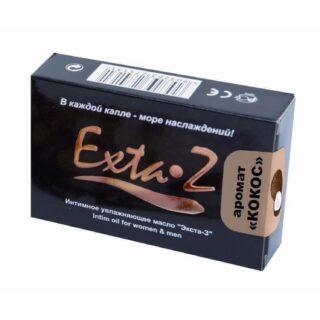 EXTA-Z Интимное масло Desire Кокос 1,5 мл