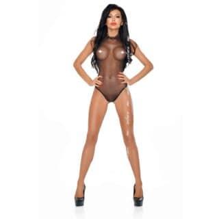 Боди Me Seduce Mona body Black, Чёрный, L/XL