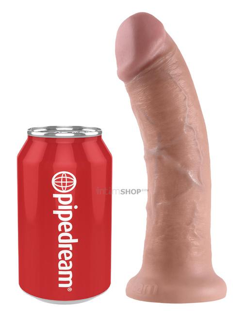 Фаллоимитатор реалистик PipeDream King Cock 8