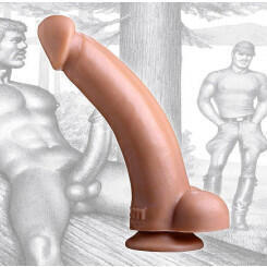 Фаллоимитатор Tom of Finland Pekkas Cock, телесный