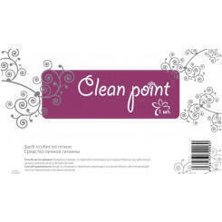 Фитопрокладки Clean Point, упаковка 6 шт