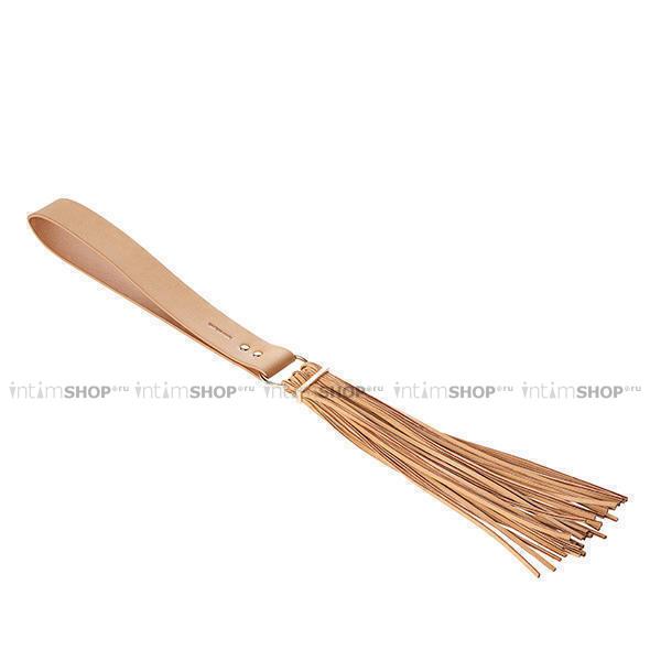 Флоггер-Кисточка Bijoux Indiscrets, коричневый