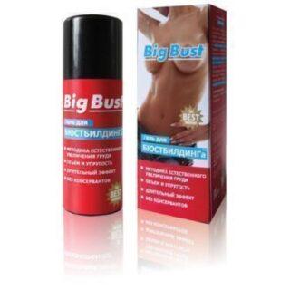 Гель BIG BUST для увеличения груди 50г