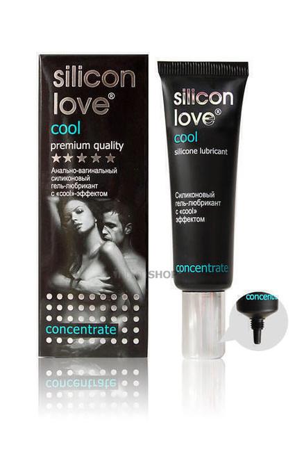 Силиконовый лубрикант с охлаждающим эффектом ''Silicon Love Cooll'' 30 г