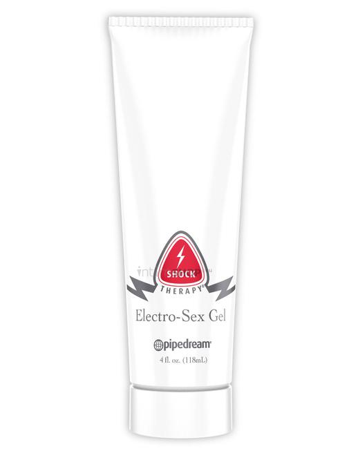 Гель для элекростимуляции, на водной основе  Electro Sex Gel PipeDream 118 мл