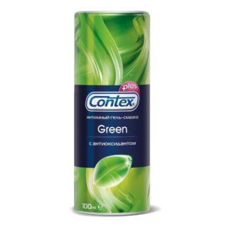Гель-смазка с антиоксидантом, диспенсер 100 мл Contex Green