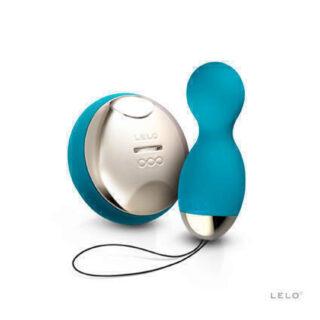 Вагинальные шарики с ДУ Lelo Hula Beads Ocean Blue
