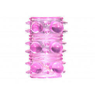 Насадка на пенис Lola Rings Armour, розовый