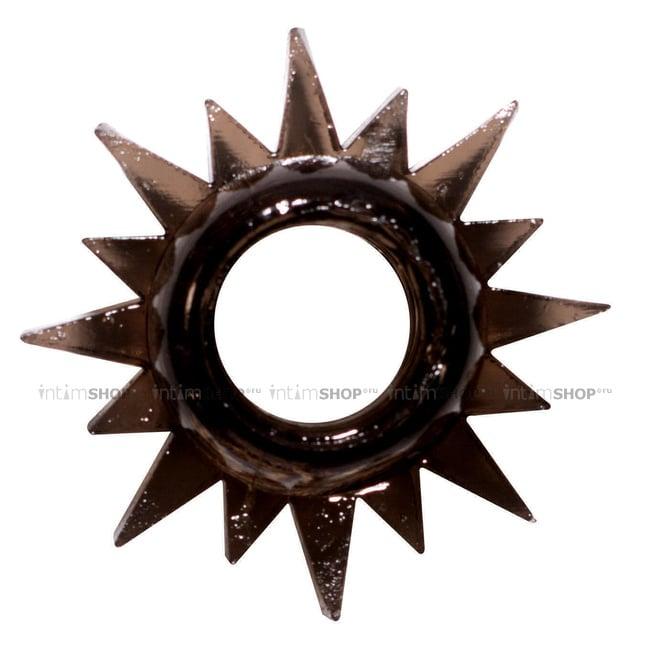 Эрекционное кольцо Rings Cristal, чёрное