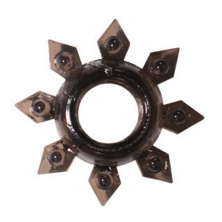 Эрекционное кольцо Rings Gear, чёрное
