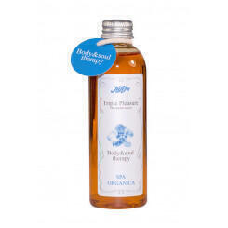 Массажное масло Spa Organica, 100 мл флакон