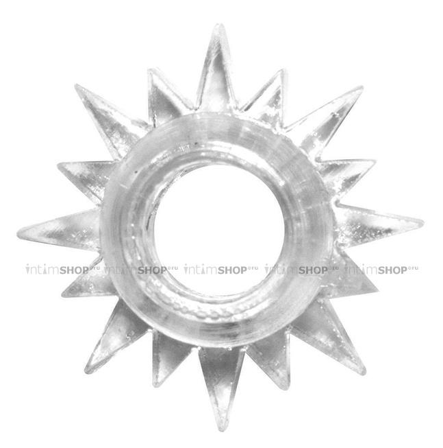 Эрекционное кольцо Rings Cristal, бесцветное