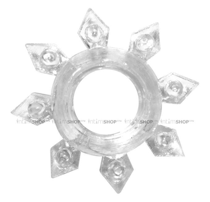 Эрекционное кольцо Rings Gear, бесцветное