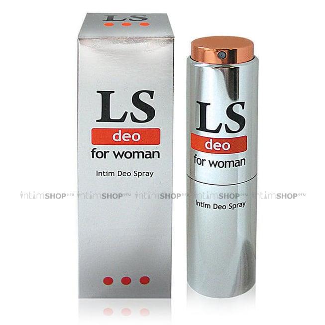 Интимный дезодорант для женщин Lovespray Deo 18 мл..
