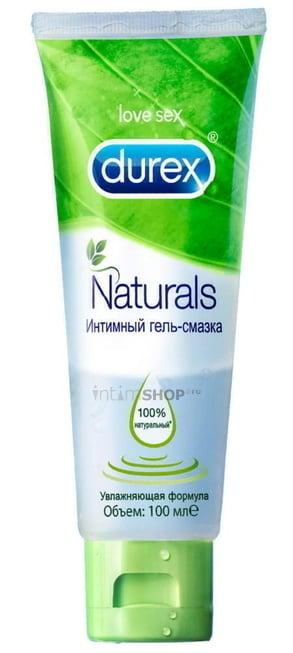 Интимная гель-смазка DUREX Naturals, 100 мл