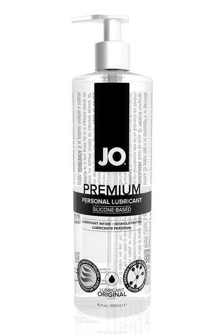 Классический лубрикант на силиконовой основе JO Personal Premium Lubricant, 480 мл