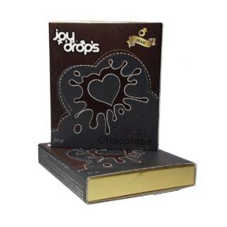 JOYDROPS Возбуждающий Шоколад для мужчин 24 гр.