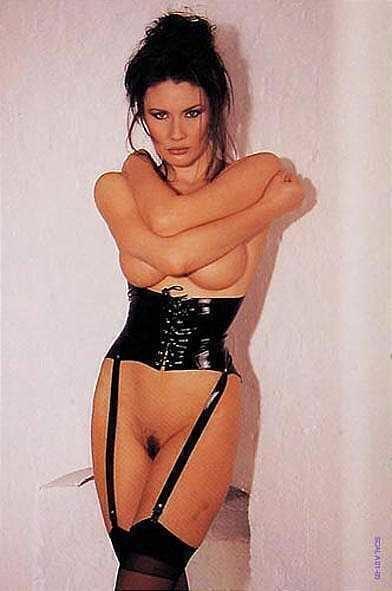 Сексуальный корсет Garter Belt