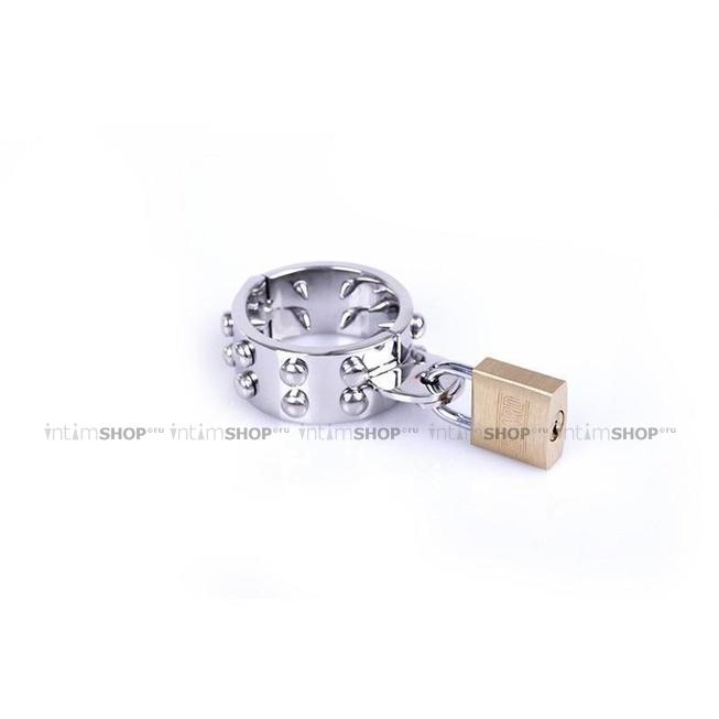 Кольцо на пенис с шипами Cylinder - Spikes - L