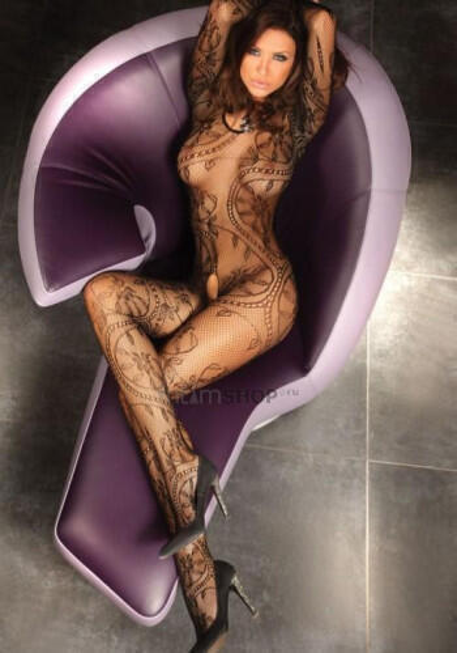 Комбинезон Livia Corsetti Abra Black XL/XXL