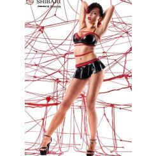 Комплект c юбкой Shibari Mai с веревками для связывания, S