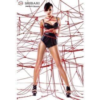 Комплект Demoniq Shinju с веревками для связывания, M