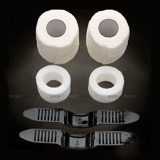 Дополнительные части для экстендера MaleEdge MaleEdge Extra & Pro Tuneup Kit, черный
