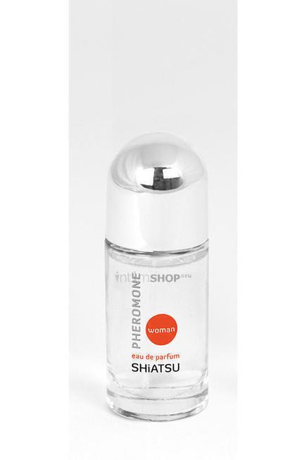 Концентрат феромонов для женщин Shiatsu 15 мл фото