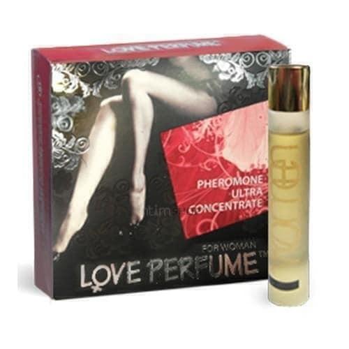 Концентрат Феромонов LOVE PERFUME для женщин, 10 мл